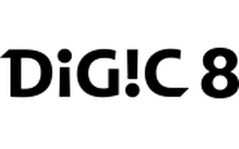 DIGIC 8